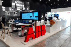 ABB stand by Neomesse