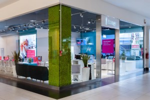 Innogy service point by Neomesse